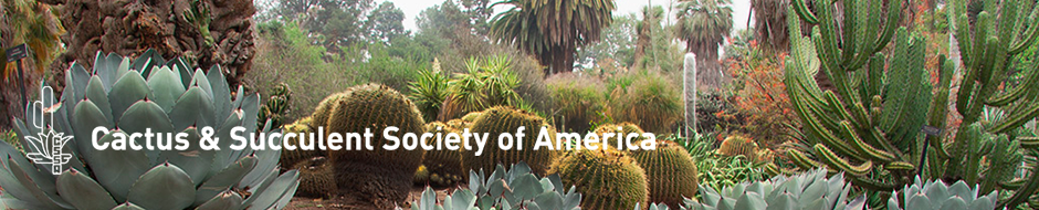 Cactus and Succulent Society of America