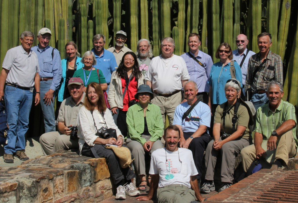 Members of the CSSA 2010 trip to Oaxaca. This was one of our larger groups.